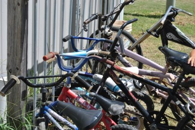 SFR bikes are part of sporting equipment youth may use