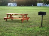 Picnic Areas/BBQ Grills
